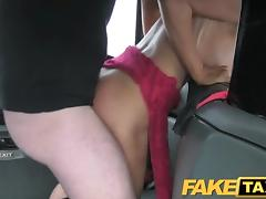 Fake Taxi Deep anal for lady with big tits