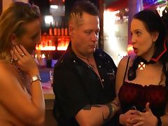 German Swingers porn video
