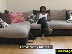 ebony honey dickriding until cumonpussy