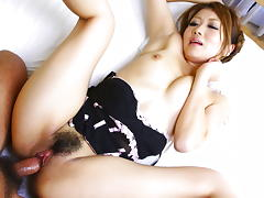 Best Japanese whore Hibiki Ohtsuki in Crazy JAV uncensored Lingerie video