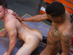 Colt Rivers & Aaron Reese in Fine Tuned Ass Video