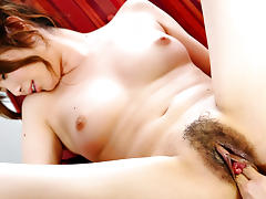 Incredible Japanese chick Jun Mise in Exotic JAV uncensored Hairy movie
