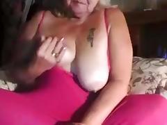 BBW, BBW, Big Tits, Masturbation, Solo, Toys