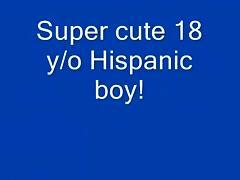 Cute 18y/o Hispanic