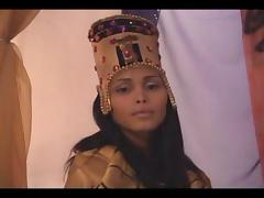 Patricia Araujo in Egyptian coition