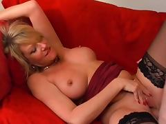 Young guy fucks his new mature landlady by AgedLove