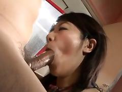 Yuri Hirayama amazing porn scenes during bondage