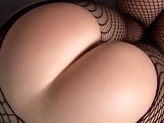 Two European lesbians licking and dildoing