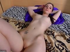 OldNanny Cute lesbian girl and mature with big tits