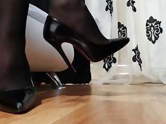 Adorable, Adorable, Close Up, Feet, Nylon, Pretty