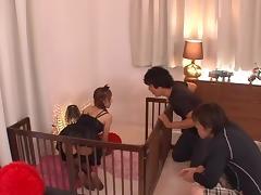 Ren Misaki Uncensored Hardcore Video