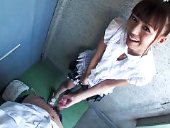 Incredible Japanese chick Aino Kishi in Fabulous JAV censored POV, Small Tits movie