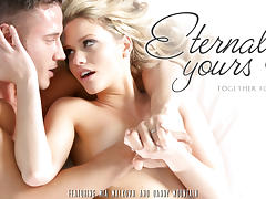 Mia Malkova & Danny Mountain in Eternally Yours Video