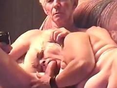Heerlijk 65+ sex op onderzoek
