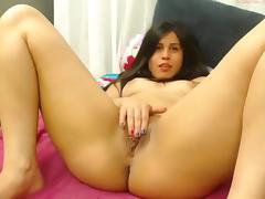 Arab, Arab, Big Tits, Masturbation, Webcam