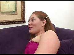 Chubby BJ - Cum In Mouth