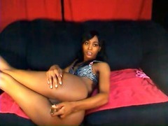 Little Tits Black Cam Girl