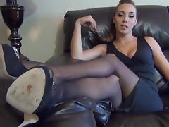 Toes, Latex, Stockings, Voyeur, Toes