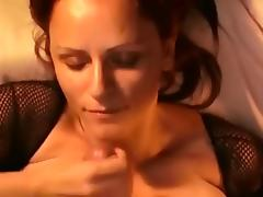 Amateur facial 245