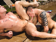 Heatstroke XXX Video: Trenton Ducati, Connor Kline
