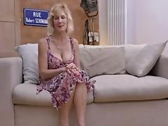 Audition, Audition, Big Tits, British, Casting, Mature