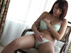 Seductive Japanese chick oiled up and banged like there's no tomorrow