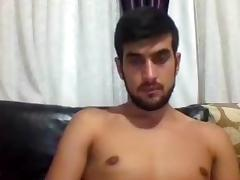 Straight Turkish Guy With Very Large Strapon On Livecam, Hawt Arse