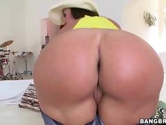 Big Ass Lisa Ann Threesome