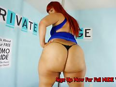 Mz Berry, Candy Da Body, Nat Foxx, Jada & 10 Big Booty Strip