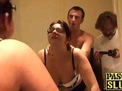 Horny amateur MILF enjoys hard banging