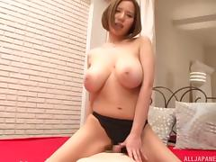 Nothing brings this busty goddess a bigger pleasure than the sucking!