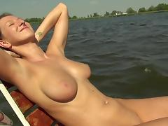 Boat, Amateur, Blowjob, Boat, College, European