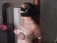 Bound, BDSM, Bound, Choking, Gagging, Slave