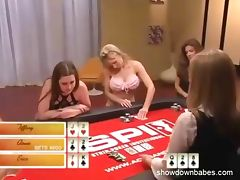 Strip Poker with Carmen Electra