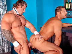 Marcus Ruhl & Zeb Atlas in Stripped 2: Hard For The Money, Scene #03