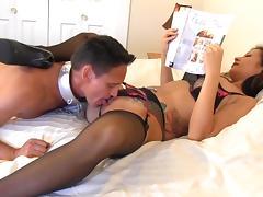 Bondage, BDSM, Bondage, Femdom, Lick