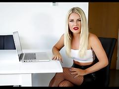 junior mistress makes you jerk to gay porn