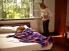 Blond college girl mutal fucking