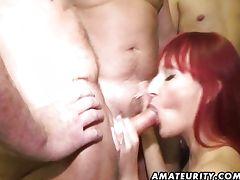 Vagina, Asian, Banging, Blowjob, Boobs, Cum
