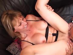 Hot milf and her younger lover 109