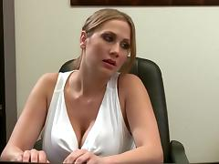 Secretary, Big Tits, Hardcore, Punishment, Secretary, Spanking