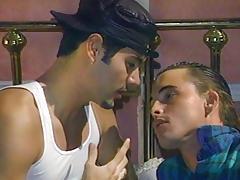 Antonio Vegas & Art Robles in La Street Meat Scene 5 - Bromo