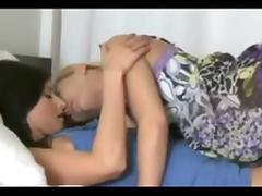 Lesbian, Compilation, Kissing, Lesbian