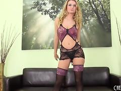Shaved Pussy, Big Tits, Blowjob, Couple, Cowgirl, Cumshot