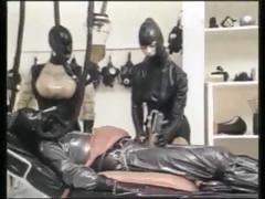 Bizarre, Bizarre, Bondage, European, German, Latex