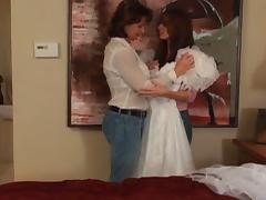 Deauxma & Bibette Blanche in Lesbian Triangles #06, Scene #04