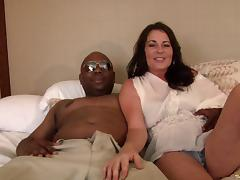 Black dick is just what the incredible white senorita needs right now