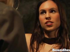Bondage, Bondage, Femdom, Lesbian, Mistress, Slave