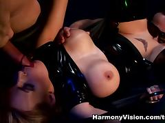 Jeny Baby & Tanya Tate in Caged Sex Slaves - HarmonyVision