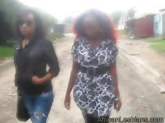 All black lesbian action